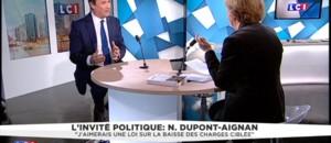 """Nicolas Dupont-Aignan : """"Je suis le seul qui propose de rendre du pouvoir d'achat aux Français"""""""
