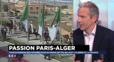"""""""Passion Paris-Alger"""" : """"Le système algérien est l'un des plus secrets au monde"""""""