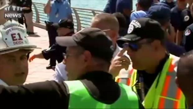 Un incendie éclate sur un ferry au large de Porto Rico