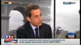 """Sarkozy : """"Le vote Le Pen sert Hollande"""""""