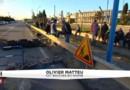 Blocage du dépôt pétrolier de Fos : un militant raconte l'intervention des forces de l'ordre