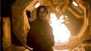 """Jennifer Lawrence dans """"Hunger Games : La Révolte - Partie 2"""", en salles le 18 novembre 2015."""