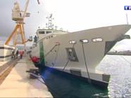 Le 13 heures du 24 mai 2014 : Un navire oc�ographique de pointe fabriqu� La Ciotat - 1085.552