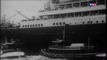 Le 20 heures du 30 août 2015 : Le Titanic refait surface à la Cité de la Mer de Cherbourg - 1661