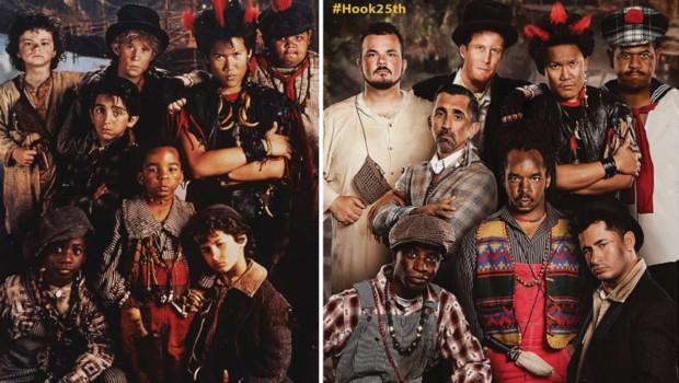Le casting de Hook réuni 25 ans après