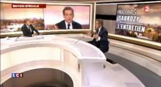 """Sarkozy : """"Je n'ai jamais cru en l'homme providentiel"""""""