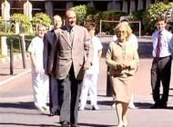 Elysée : Chirac autorisé à voler
