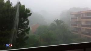 Des pluies diluviennes frappent Antibes