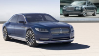 Lincoln Continental Bentley Design