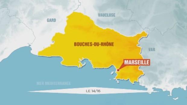 Marseille : un adolescent tué de plusieurs coups de couteau (29/01)