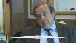 Michel Platini Fifa Football Capture