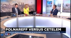 """Polnareff attaque Cetelem : """"L'argent n'est pas un moteur"""" assure son conseiller en communication"""