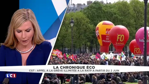 RATP : la CGT appelle à la grève illimitée à partir du 2 juin