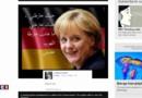 Angela Merkel, coqueluche des internautes syriens