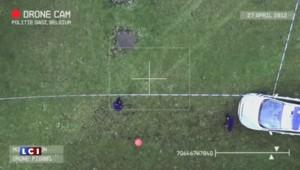 Des drones armés au gaz poivre en Inde