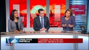 """Législative du Doubs : les électeurs UMP """"ont fait ce qu'ils voulaient"""""""