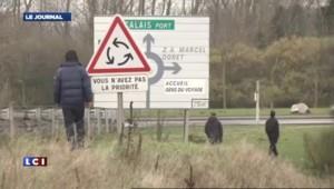 Migrants : le Mur de la honte à Calais