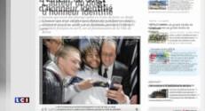 """""""Selfie-doigt d'honneur"""" à Hollande, l'homme a été identifié"""