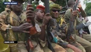 Soldats Centrafrique mars 2013