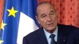 Clemenceau : Chirac va gérer