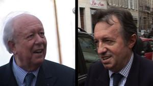 Jean-Caude Gaudin - Jean-Noël Guerini