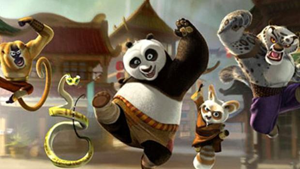 Kung-fu Panda Dreamworks