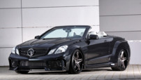 La Mercedes E500 en version