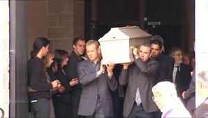 Les obsèques de Natacha Mougel, la joggeuse tuée à Marcq-en-Baroeul (13/09/2010)