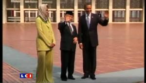 Obama quitte l'Indonésie pour le G20
