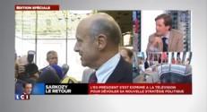 """Pour contrer Sarkozy, Juppé publie son """"projet pour l'alternance"""""""