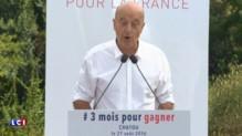 """Alain Juppé : """"Je me sens toujours l'Alain Juppé de Mont-de-Marsan"""""""