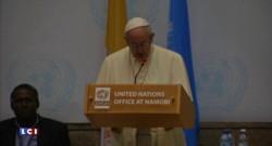 """COP21 : un échec serait une """"catastrophe"""" selon le pape François"""