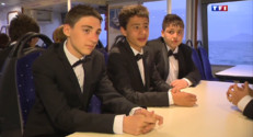 Le 13 heures du 24 mai 2014 : Cannes 2014 : ils ont fait le Festival pour la 1re fois - 1346.1809987182617