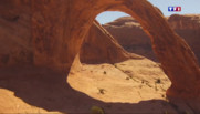 Le 20 heures du 30 août 2015 : Le désert de l'Utah et ses arches de pierre, un lieu hors du temps - 1792