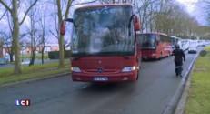 Les autocaristes protestent contre la hausse du stationnement à Paris