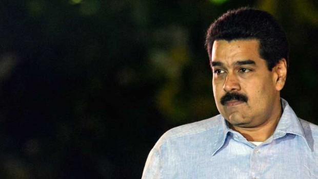 Nicolas Maduro, le 15/12/12