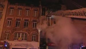 Quatre personnes avaient été tuées lors de l'incendie/TF1