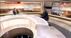 Sarkozy n'a pas épargné Hollande