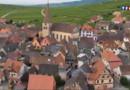 Sur la route des vins d'Alsace : Niedermorschwihr