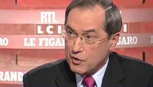 TF1/LCI - Le secrétaire général de l'Elysée, Claude Guéant, le 2 septembre 2007
