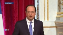 Ukraine : Hollande évoque la possibil