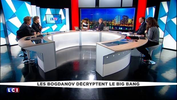 """Bogdanov : """"Nous sommes des démocrates du savoir"""""""