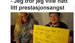 Capture d'écran de la photo de Petter Kverneng.