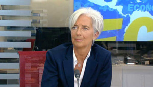 Christine Lagarde sur Europe 1 (2 septembre 2010)