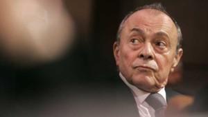 Michel Rocard lors des Journées parlementaires PS, le 17 septembre 2007