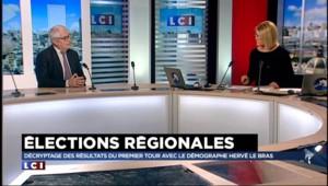 """Régionales : """"Le vote FN n'est plus un vote sanction"""""""