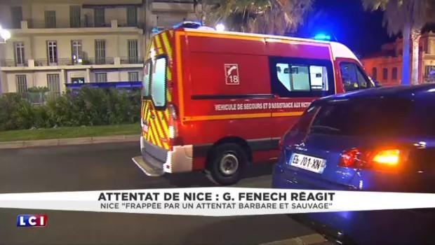 """Attaque à Nice : """"Après avoir beaucoup parlé, il serait temps d'agir"""" pour Philippot"""
