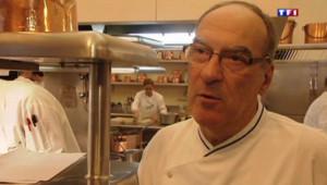 Bernard Vaussion, chef de l'Elysée