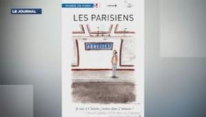 La nouvelle campgane humoristique de la Mairie de Paris qui brocarde gentiment les Parisiens.