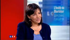 LCI - Anne Hidalgo est l'invité politique de Guillaume Roquette